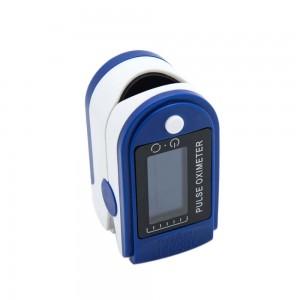 Пульсоксиметр на палец с LED дисплеем ZK-301